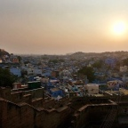 Jaisalmer and Jodhpur